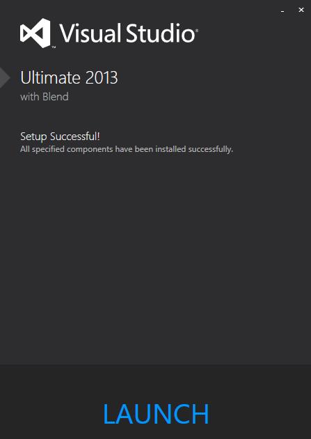 Visual Studio 2012 - Ultimate 6
