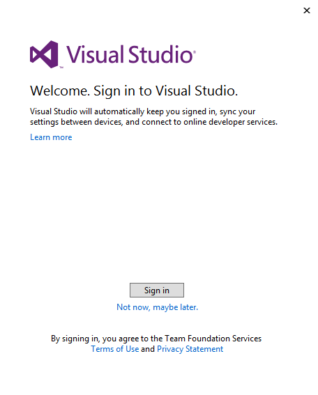 Visual Studio 2012 - Ultimate 7 a