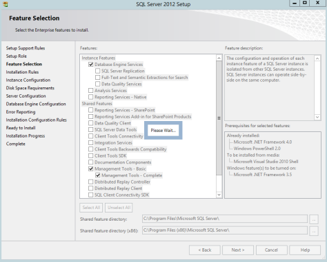 Microsoft SQL SERVER 2012 Installation 13
