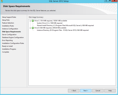 Microsoft SQL SERVER 2012 Installation 17
