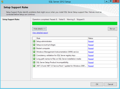 Microsoft SQL SERVER 2012 Installation 3