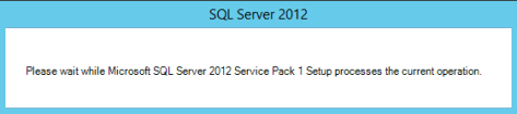 Microsoft SQL SERVER 2012 Installation 4