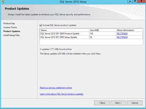 Microsoft SQL SERVER 2012 Installation 7