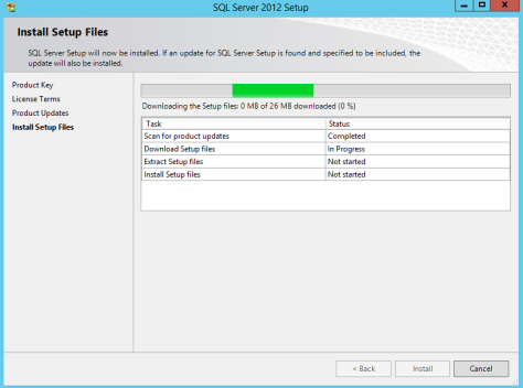 Microsoft SQL SERVER 2012 Installation 8