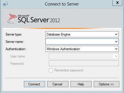 Microsoft SQL SERVER 2012 Start 3